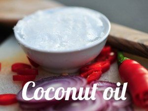 Coconut oil healthy benefits