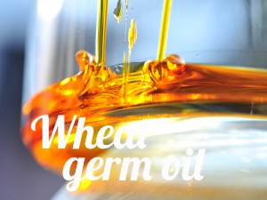 Wheat germ oil health