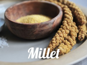 Millet healthy benefits