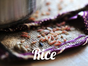 Rice health effects