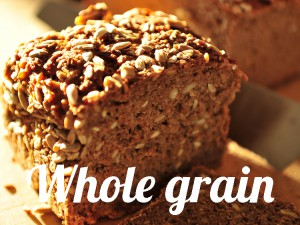 Whole grain healthy