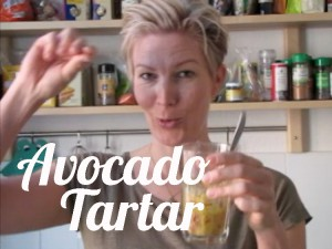 Avocado Tartar Video