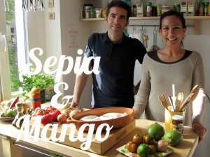 Sepia & mango verde [Video]