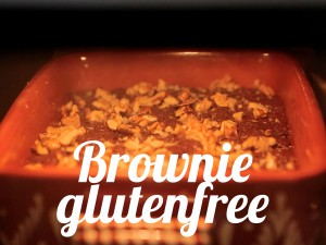 Brownie glutenfree