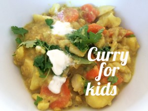 Curry für Kinder