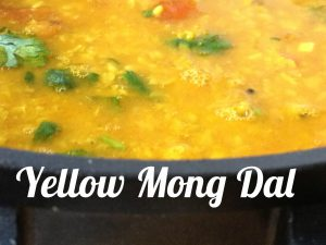 Yellow Mong Dal