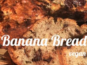 Banana Bread vegan