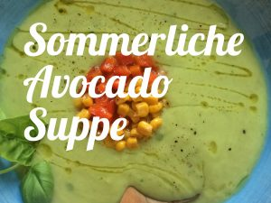 Avocado Suppe