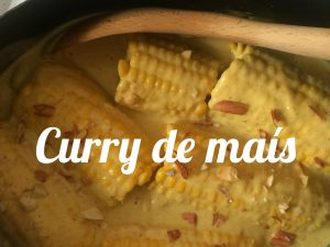 Curry de maíz