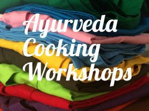 Ayurveda cooking workshops
