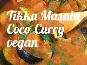 Tikka Masala Coco Curry vegan